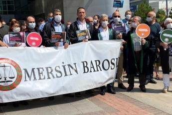 Çoklu Baro, Baroların Seçim Sisteminin değiştirilmesine hayır demek için baro başkanlarımızla beraber yürüdük-1