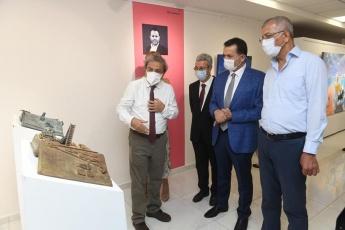 Leonardo Da Vinci'ye Saygı Sergisinin Açılışı ve Leonardo Belgeseli Ziyareti...