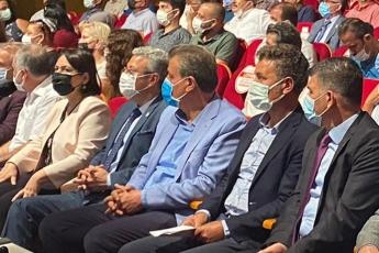 CHP olarak Adana , Hatay ,  Osmaniye ve Mersin KHK Platformlarıyla Adana'da buluştuk...