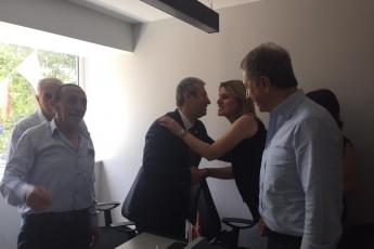 CHP Mersin İl Başkanlığı ve Yenişehir-Mezitli-Akdeniz-Toroslar İlçe Örgütleri İle Bayramlaşmamız.-01