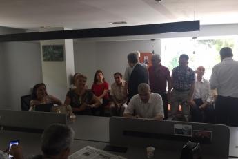 CHP Mersin İl Başkanlığı ve Yenişehir-Mezitli-Akdeniz-Toroslar İlçe Örgütleri İle Bayramlaşmamız.-03