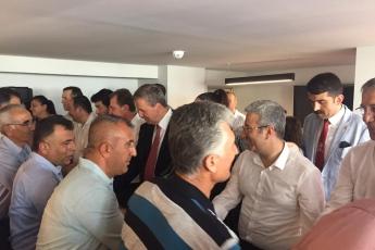 CHP Mersin İl Başkanlığı ve Yenişehir-Mezitli-Akdeniz-Toroslar İlçe Örgütleri İle Bayramlaşmamız.-06