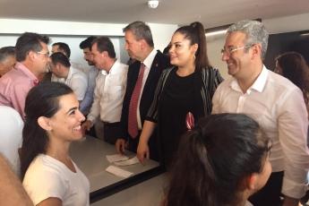 CHP Mersin İl Başkanlığı ve Yenişehir-Mezitli-Akdeniz-Toroslar İlçe Örgütleri İle Bayramlaşmamız.-07