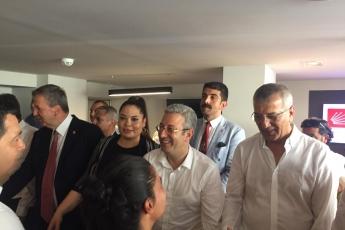 CHP Mersin İl Başkanlığı ve Yenişehir-Mezitli-Akdeniz-Toroslar İlçe Örgütleri İle Bayramlaşmamız.-08