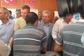 CHP Tarsus İlçe Örgütü İle Bayramlaşmamız.-06