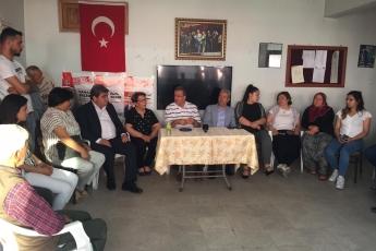 CHP Çamlıyayla İlçe Örgütü İle Bayramlaşmamız.-04