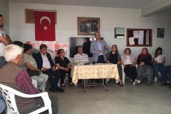 CHP Çamlıyayla İlçe Örgütü İle Bayramlaşmamız.-05