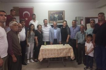 CHP Çamlıyayla İlçe Örgütü İle Bayramlaşmamız.-06