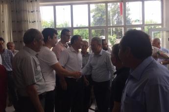 CHP Mut İlçe Örgütü İle Bayramlaşmamız.-03