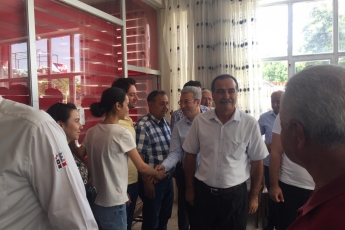 CHP Mut İlçe Örgütü İle Bayramlaşmamız.-04