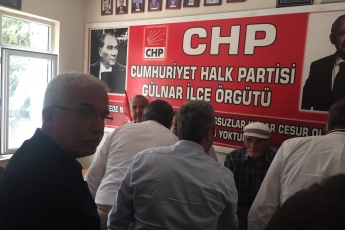 CHP Gülnar İlçe Örgütü İle Bayramlaşmamız.-03