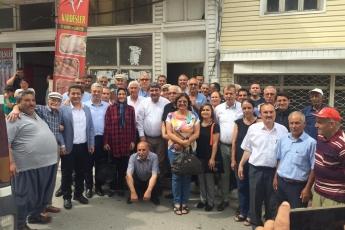 CHP Gülnar İlçe Örgütü İle Bayramlaşmamız.-06