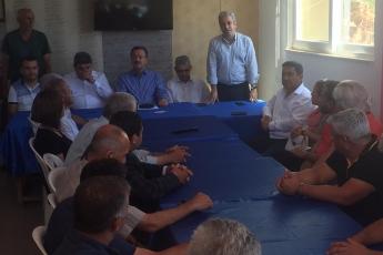 CHP Aydıncık İlçe Örgütü İle Bayramlaşmamız.-07