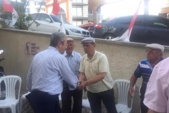 CHP Anamur İlçe Örgütü İle Bayramlaşmamız. -02