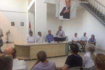 CHP Anamur İlçe Örgütü İle Bayramlaşmamız. -05