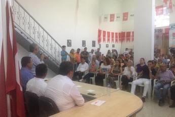 CHP Anamur İlçe Örgütü İle Bayramlaşmamız. -06