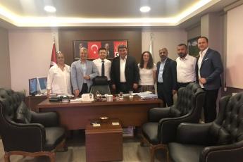 CHP İstanbul Sancaktepe İlçe Başkanlığı Ziyaretimiz.