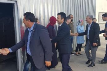 İstanbul Çağberk Group Mobilya Fabrikası Çalışanlarını Ziyaretimiz.-01