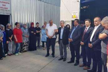 İstanbul Çağberk Group Mobilya Fabrikası Çalışanlarını Ziyaretimiz.-03