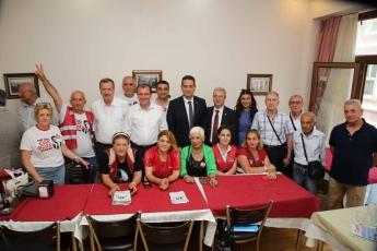 İstanbul'da yaşayan Mersinin İlçelerinden Hemşehri Dernekleri ve Taşeli Platformu İle Toplantıya Katılımımız.-02
