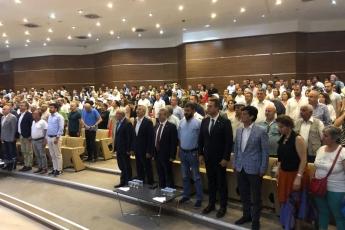 İstanbul Ataşehir Novada AVM Etkinlik Salonunda, Ataşehir'de İkamet Eden Mersinli hemşerilerimiz İle Toplantımız.-03