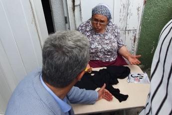 İstanbul Samandıra'da Saha Çalışmasına Katılımımız.-01