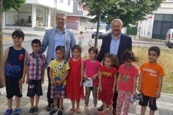 İstanbul Samandıra'da Saha Çalışmasına Katılımımız.-02