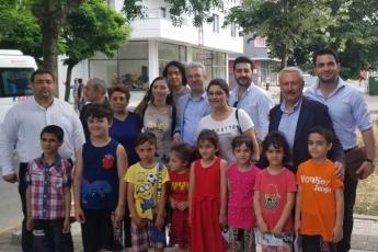 İstanbul Samandıra'da Saha Çalışmasına Katılımımız.-03