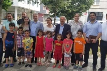İstanbul Samandıra'da Saha Çalışmasına Katılımımız.-04