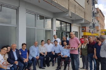 İstanbul Samandıra'da Saha Çalışmasına Katılımımız.-07
