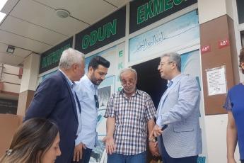 İstanbul Samandıra'da Saha Çalışmasına Katılımımız.-08