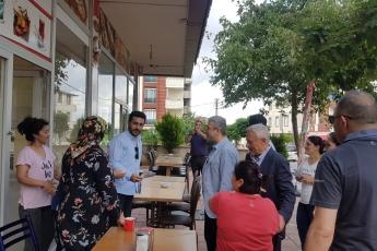 İstanbul Samandıra'da Saha Çalışmasına Katılımımız.-09