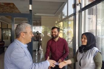 İstanbul Samandıra'da Saha Çalışmasına Katılımımız.-10