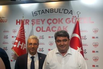 Büyükşehir Belediye Başkanımız Ekrem İmamoğlu İçin CHP Seçim Koordinasyon Merkezini Ziyaretimiz.-01