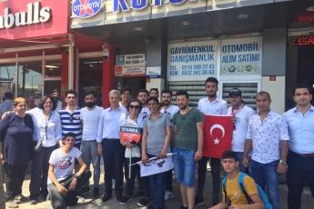 CHP Sultanbeyli İlçe Teşkilatını Ziyaretimiz.-02