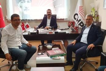 CHP Sultanbeyli İlçe Teşkilatını Ziyaretimiz.-03