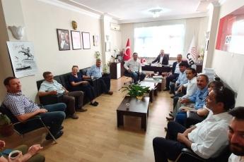 CHP Sultanbeyli İlçe Teşkilatını Ziyaretimiz.-04