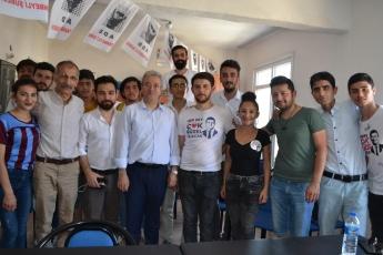 Sultanbeyli Atatürkçü Düşünce Derneğini Ziyaretimiz.