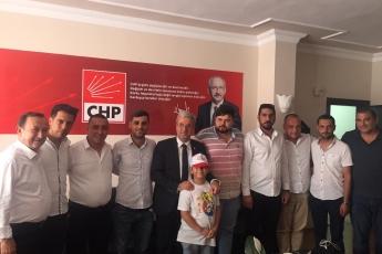 CHP Sultanbeyli İlçe Teşkilatında Mersin ve Diğer İllerden Gelen Partililerimiz İle Birlikteyiz.-02