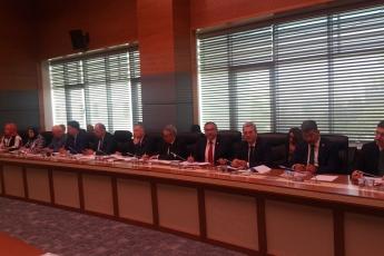 TBMM Adalet Komisyonu'nda Sporda Şiddet ve Düzensizliğin Önlenmesi Hakkında Kanun Teklifini Konuşuyoruz.-04