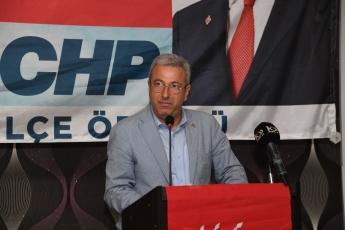 CHP Mezitli İlçe Başkanlığı Olağanüstü Kongresine Katılımımız.-03