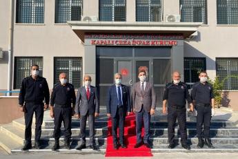 Partimizin İnsan Hakları Komisyonunun vermiş olduğu görev neticesinde Diyarbakır Çocuk ve Gençlik Kapalı  İnfaz Kurumunu Ziyaret Ettik.