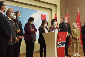 İnsan Hakları Komisyonumuzun Basın Açıklamasına Katıldık