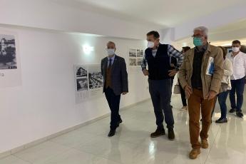 Yenişehir AKM sanat galerisi ve Ahmet Yeşil resim sergisi açılışı ...