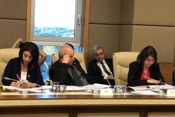 TBMM Sağlık Komisyonunun Çalışmalarına Katılımımız