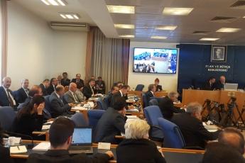 Ankara TBMM Milli Eğitim Bakanlığı Bütçe Görüşmelerine Katılımımız-01