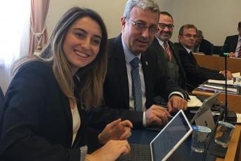 Ankara TBMM Milli Eğitim Bakanlığı Bütçe Görüşmelerine Katılımımız-02