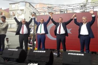 Mersin CHP Gülnar Belediye Başkan Adayı Mehmet KALE Adaylık Tanıtım Toplantısına Katılımımız-02