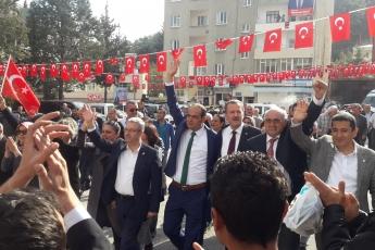 Mersin CHP Gülnar Belediye Başkan Adayı Mehmet KALE Adaylık Tanıtım Toplantısına Katılımımız-03