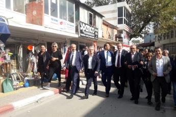 Mersin CHP Gülnar Belediye Başkan Adayı Mehmet KALE Adaylık Tanıtım Toplantısına Katılımımız-04